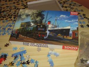 The 1000 piece challenge