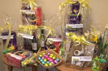 Good Friday and the Easter Raffle